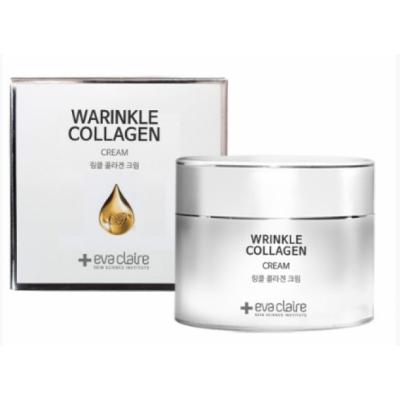 Крем для лица с коллагеном EVA CLAIRE Wrinkle Collagen cream, 50 мл