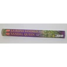 Благовония HEM La Reina Sandalo «Королевский сандал», 20 палочек