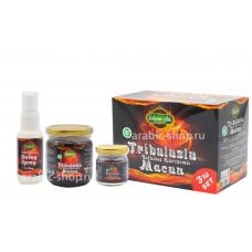 Tribuluslu macun (Трибулус макун) 3 в 1
