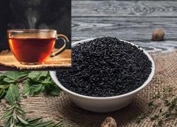 Чем полезен чай из чёрного тмина?