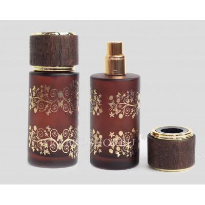 Флакон подарочный для масляных духов с кисточкой RGH-261 (50 мл)