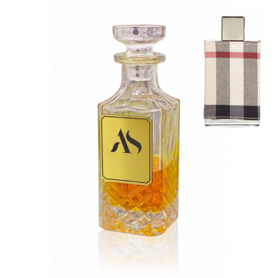 Арабские духи «Burberry — London» (мотив аромата), 1мл.