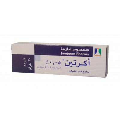 Акретин крем 0.05 % - Acretin