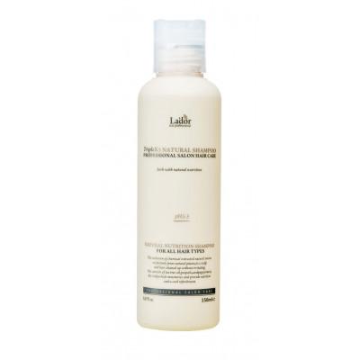 Шампунь с натуральными ингредиентами органический Triplex Natural Shampoo, pH 6.0 (150 мл)