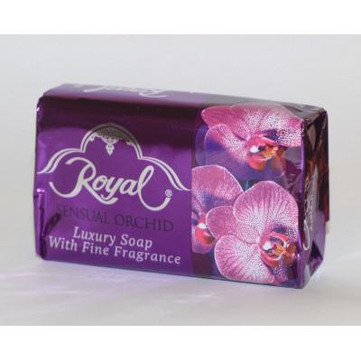 Мыло Royal - Sensual Orchid (Чувственная орхидея), 125 г
