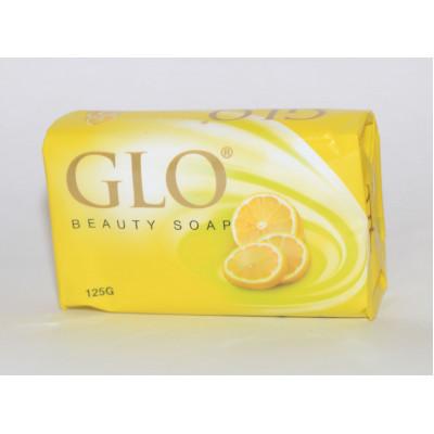 Мыло GLO - лимонное (ОАЭ) 125 гр
