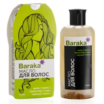 Масло для волос Барака, 110 мл