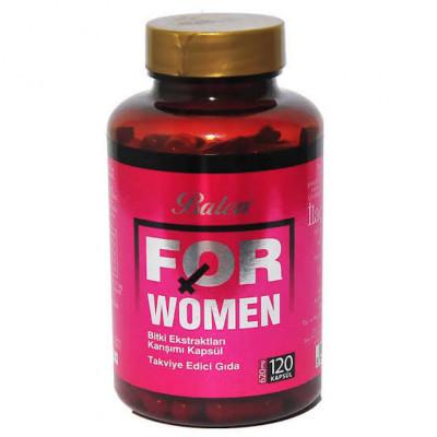 For Women Balen в капсулах для женского здоровья, 120 капсул