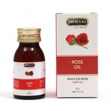 "Масло розы ""Rose oil"" Hemani (30 мл)"