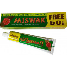 Зубная паста Miswak Dabur (мисвак)