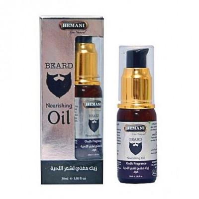 Масло для бороды «Beard nourishing oil» (30 мл)