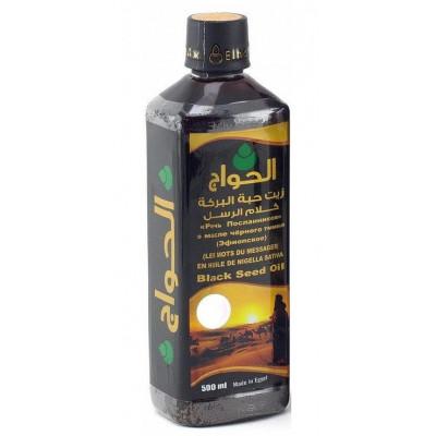 Масло чёрного тмина «Речь посланников» эфиопское, 500 мл