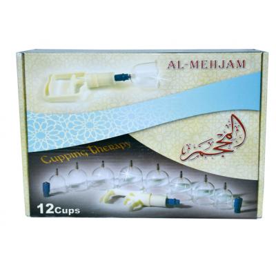 Банки для хиджамы Al Mehjam (набор из 12 штук)