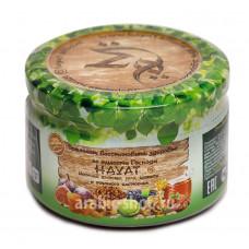 """Фруктово-ореховая паста с медом  Хаят """"Hayat"""" для иммунитета, 300 г"""