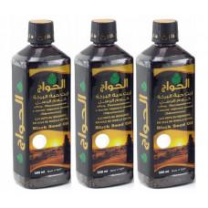 Масло чёрного тмина «Речь посланников» эфиопское ( набор 3 шт. по 500 мл)