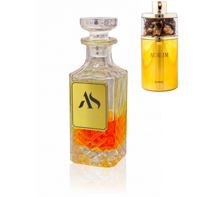 Арабские духи Ajmal — Aurum (Мотив аромата), 1мл.