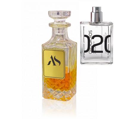 Арабские духи «Escentric Molecules — Molecules 02» (мотив аромата), 1мл.