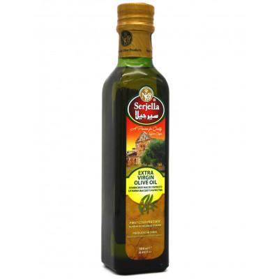 Оливковое масло Extra Virgin Serjella, 500 мл
