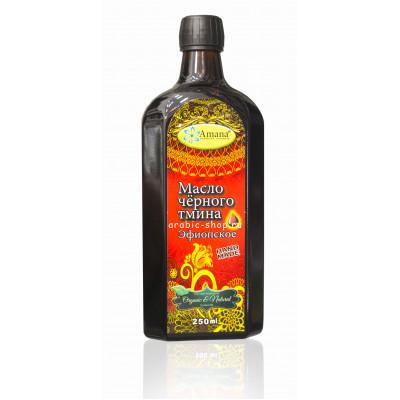 Масло черного тмина «Amana» (250 мл)