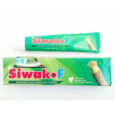 Зубная паста Siwakof c щеткой (190 г)